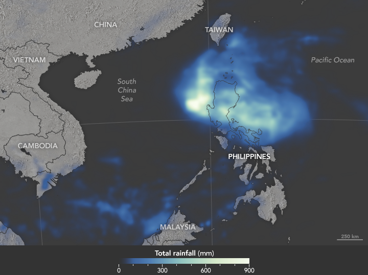 Extreme Rainfall in The Philippines