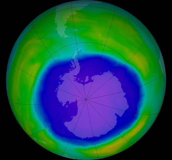 Ozone Hole 2015
