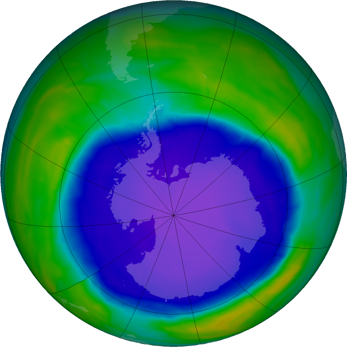 Ozone Hole 2015 - related image preview