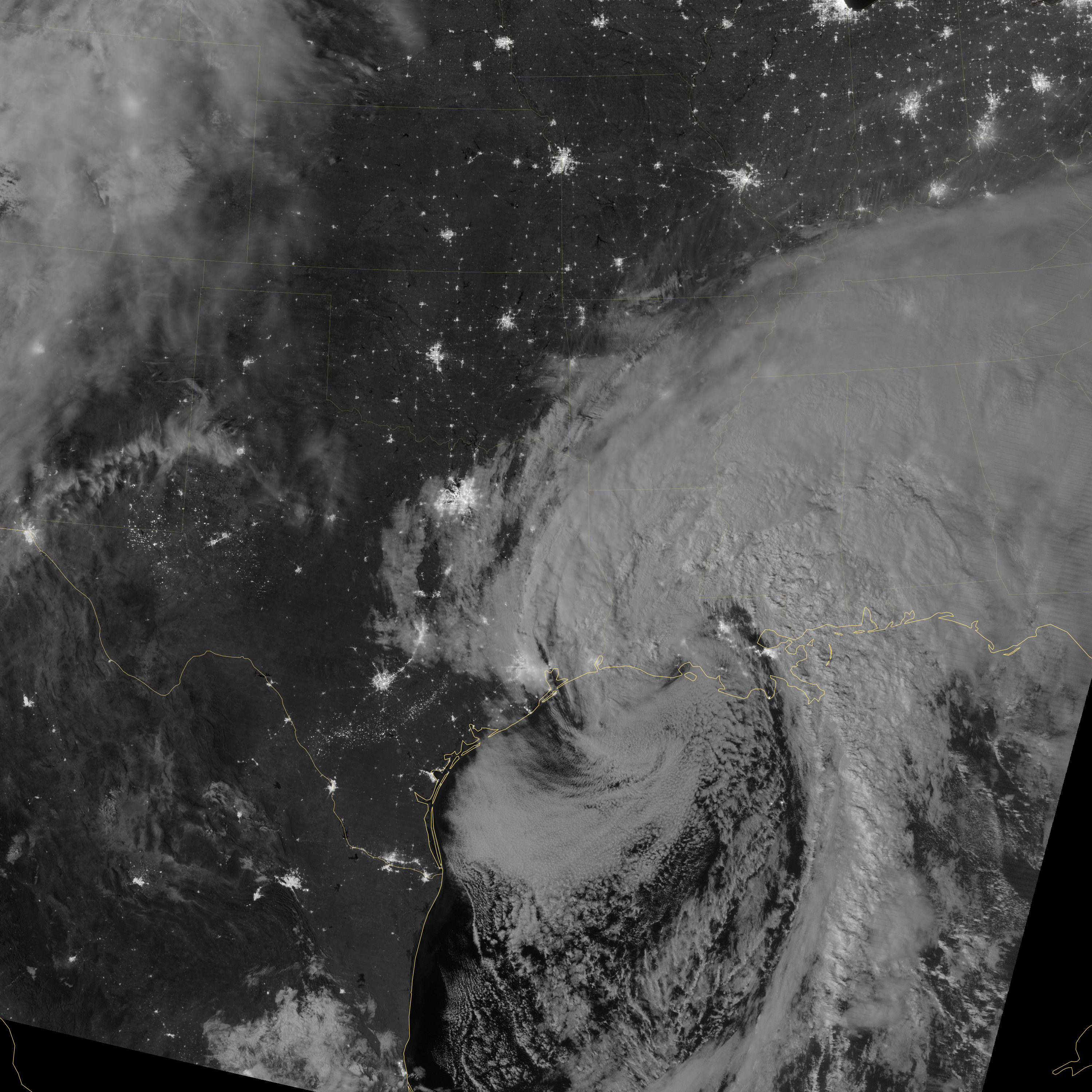 Remnants of Patricia Drench Texas and Louisiana - related image preview
