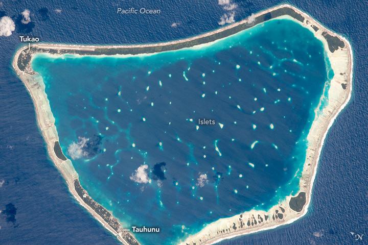 Manihiki Atoll