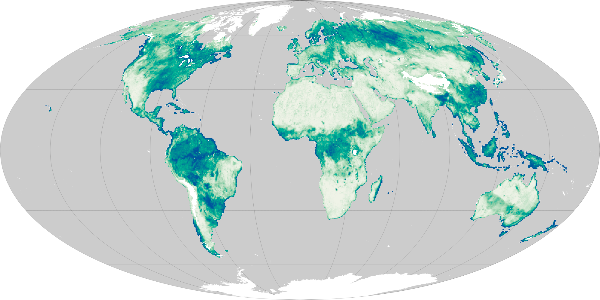 Soil Moisture Around the World - related image preview