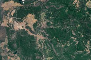 Flooding in Brazil After Dam Breach