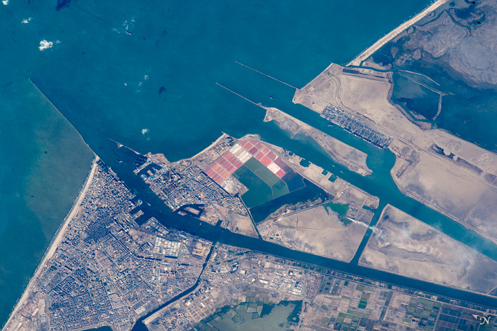 Suez Canal, Port Said - related image preview