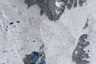 Zachariæ Isstrøm Glacier, Greenland