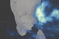 Historic Rainfall Floods Southeast India