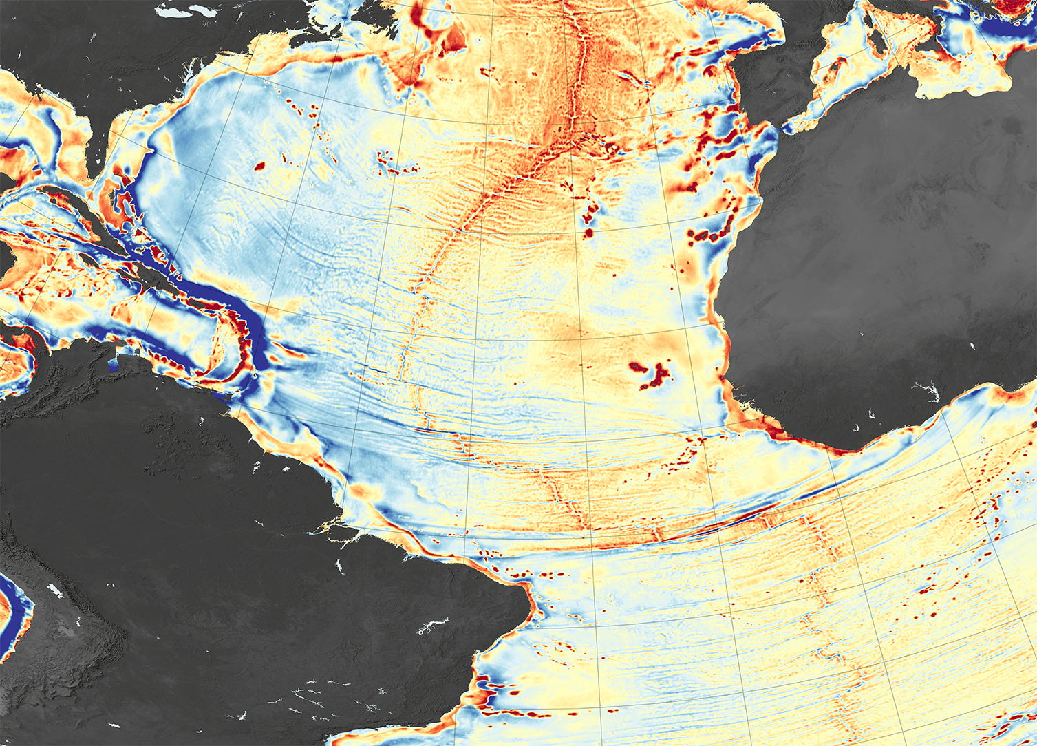 Nasa releases most detailed map of the oceans yet iflscience gumiabroncs Gallery