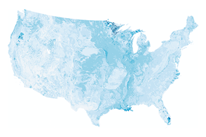 Soil Composition Across the U.S. - selected image