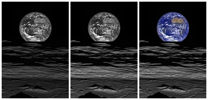Earthrise Reimagined - related image preview