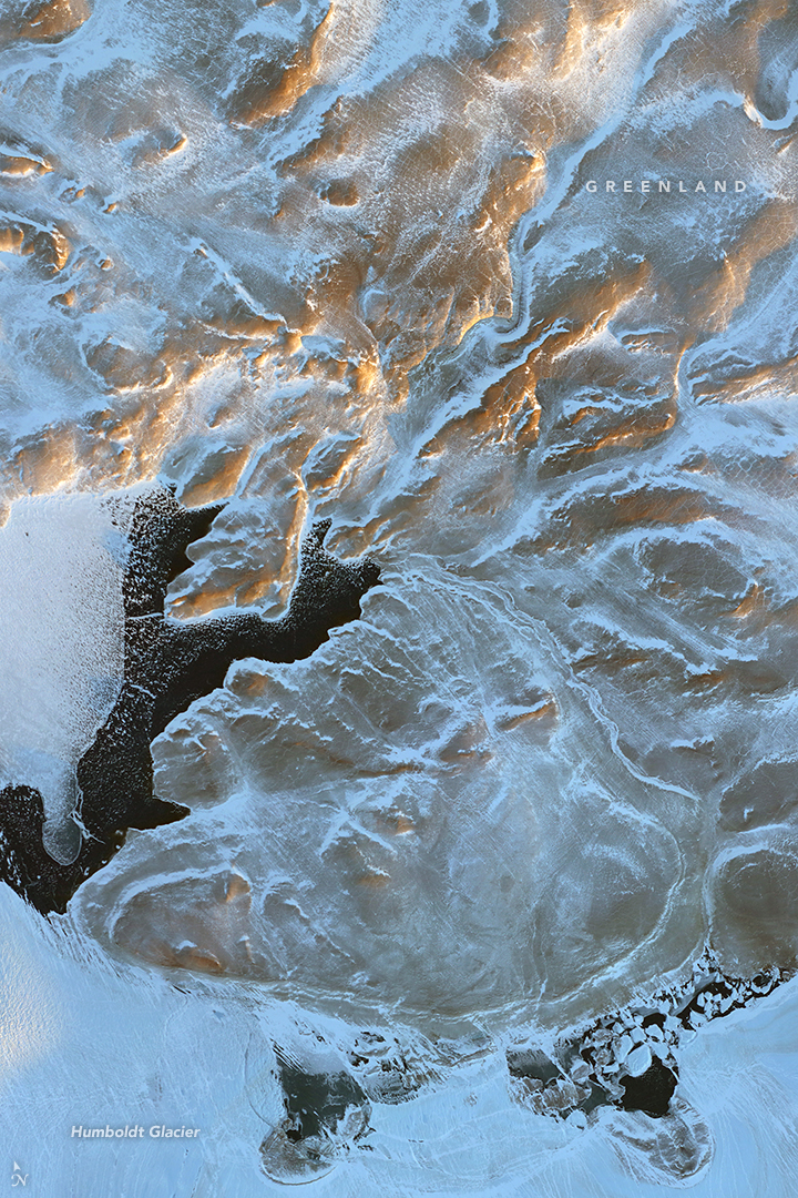 Daugaard-Jensen Land, Greenland