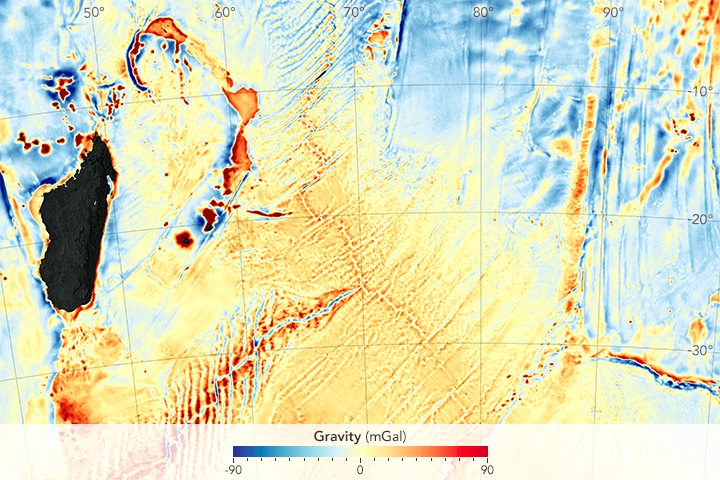 New Seafloor Map Helps Scientists Find New Features  - related image preview