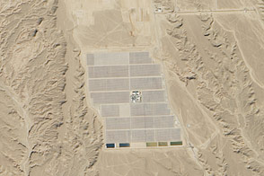 Solar in the Sahara