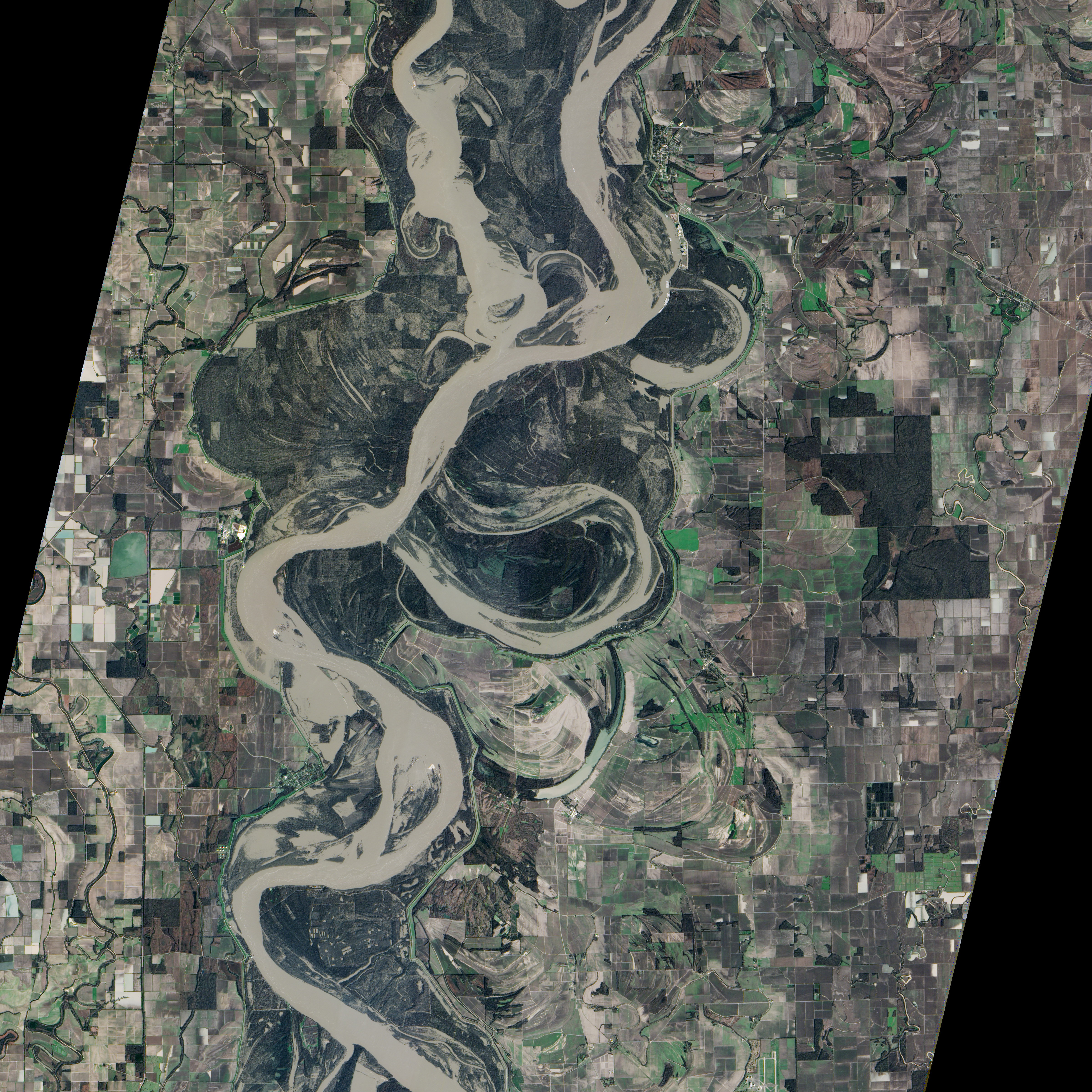 Flooding in Arkansas and Mississippi - related image preview