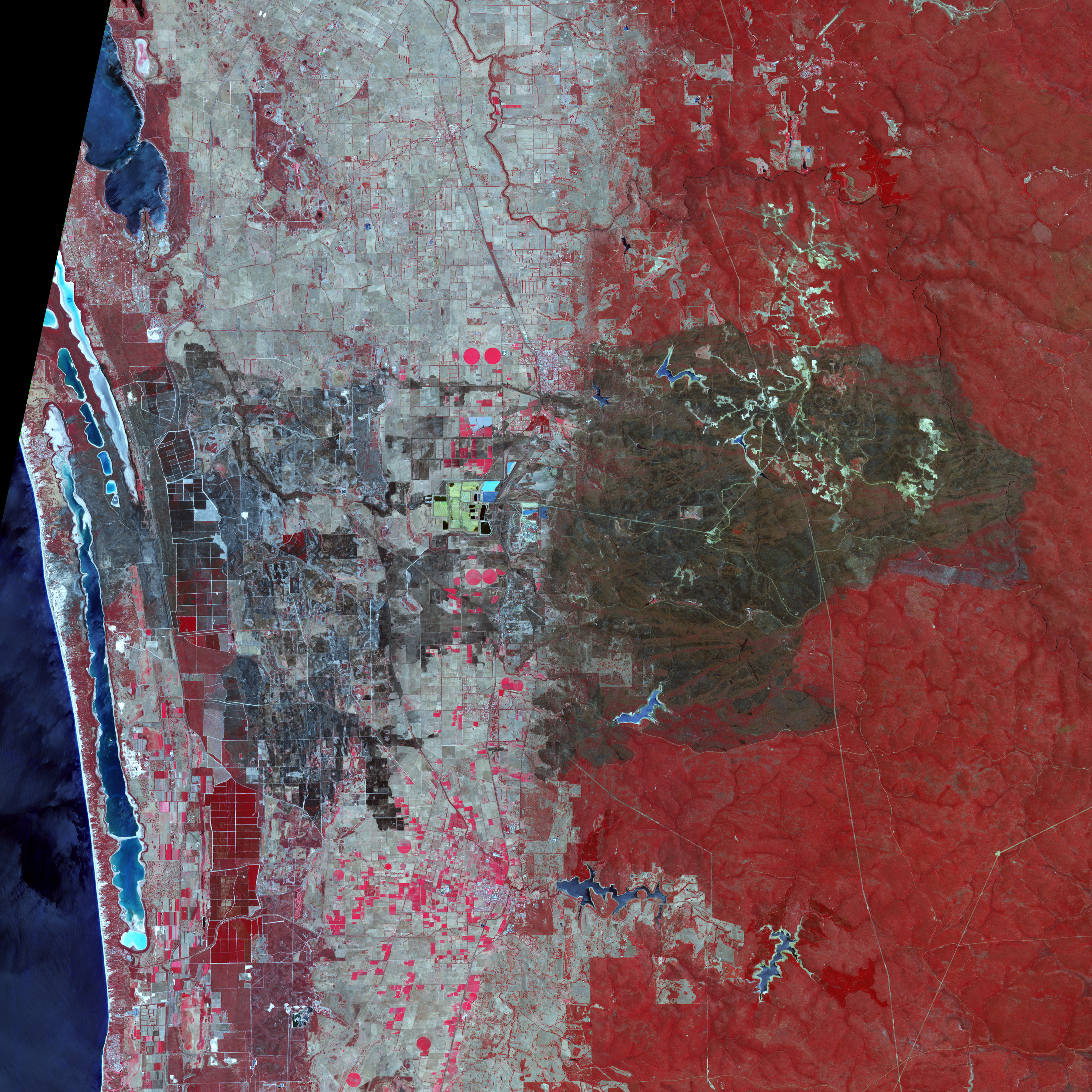 Waroona Fire Burn Scar - related image preview