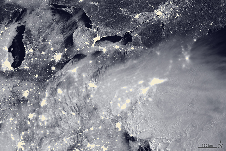 A Blizzard by Moonlight - related image preview