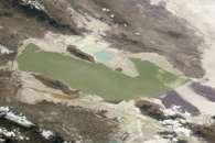 Great Salt Lake, Oblique View