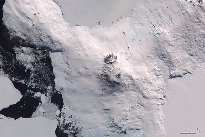 Mount Erebus, Antarctica - related image preview