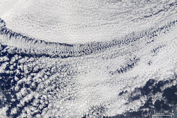 Open- and Closed-Cells over the Pacific - related image preview