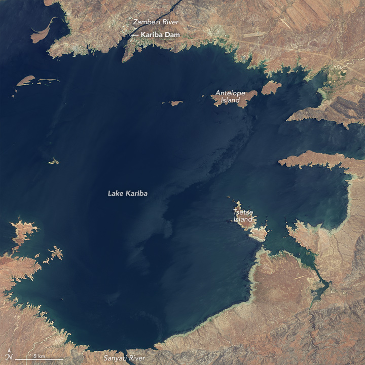 The Decline of Lake Kariba - related image preview