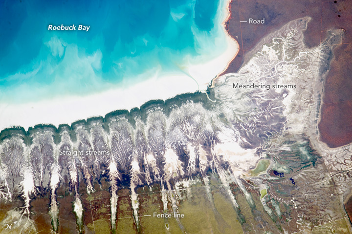 Compelling Coastline along Roebuck Bay - related image preview