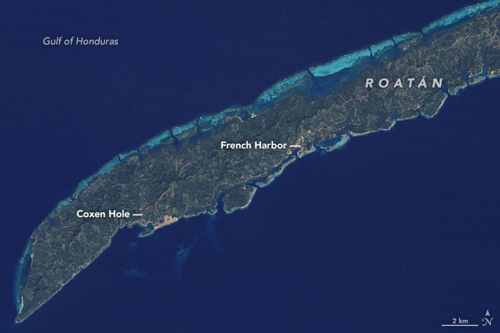 How Tourism Changed the Face of Roatán