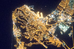 Haifa By Day and By Night - selected image