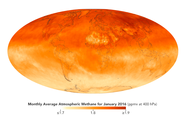 A Global View of Methane