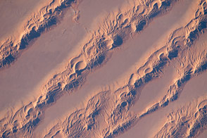 Dunes of the Grand Erg Oriental