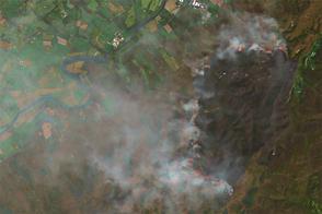 Rocky Mount Fire, Virginia