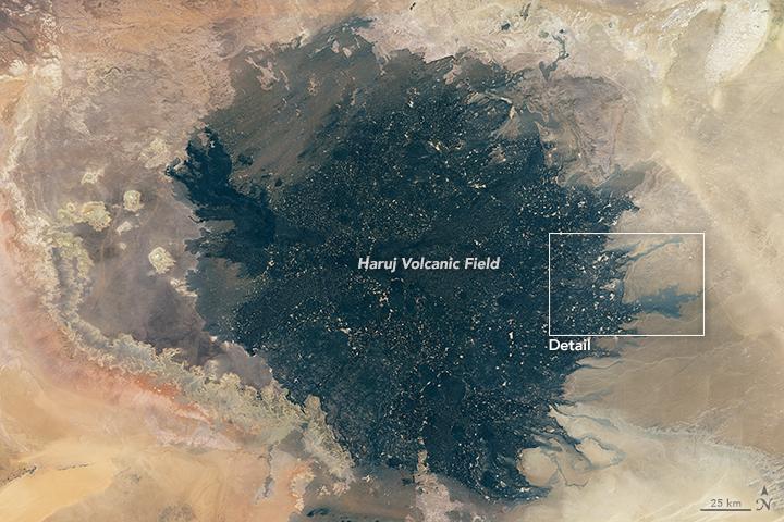 Haruj Volcanic Field