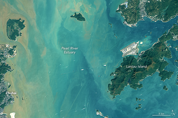 Bridging the Pearl River Delta