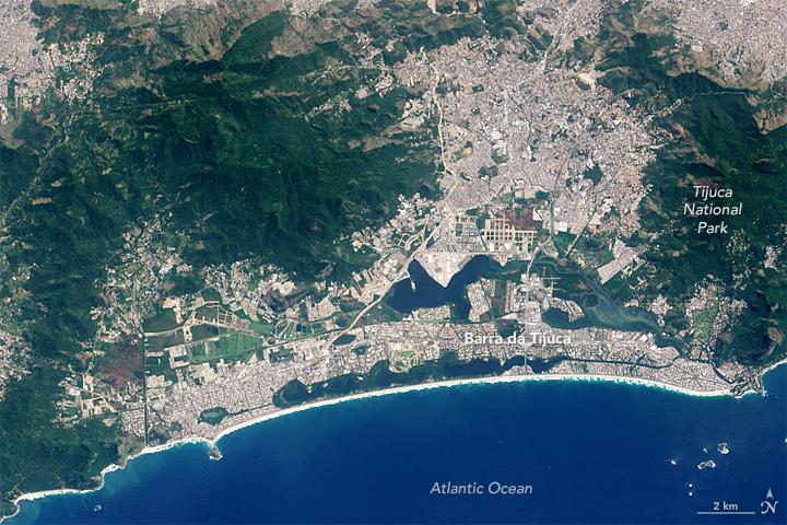 Rio de Janeiro: A Changing City  - related image preview