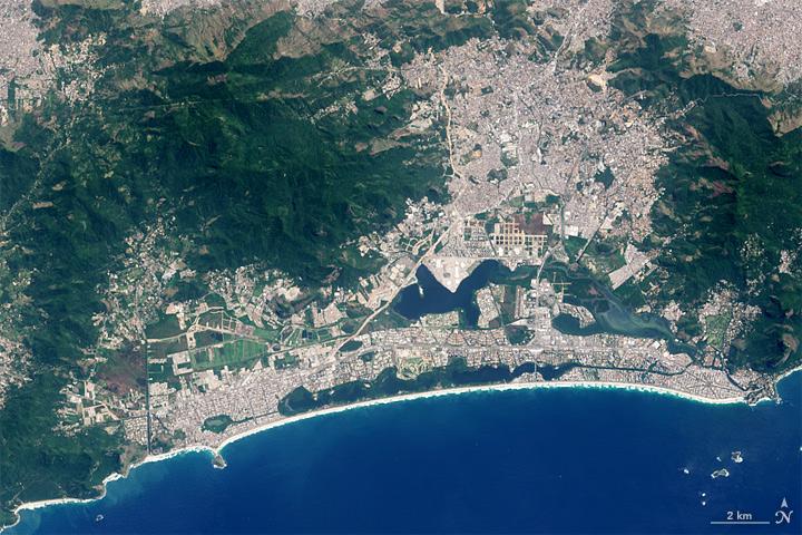 Rio de Janeiro: A Changing City