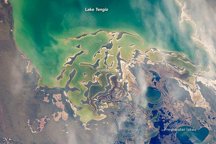 Lake Tengiz