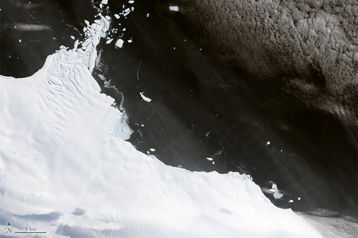 Pervasive Ice Retreat in West Antarctica - related image preview