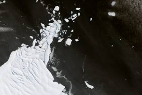 Pervasive Ice Retreat in West Antarctica - selected image