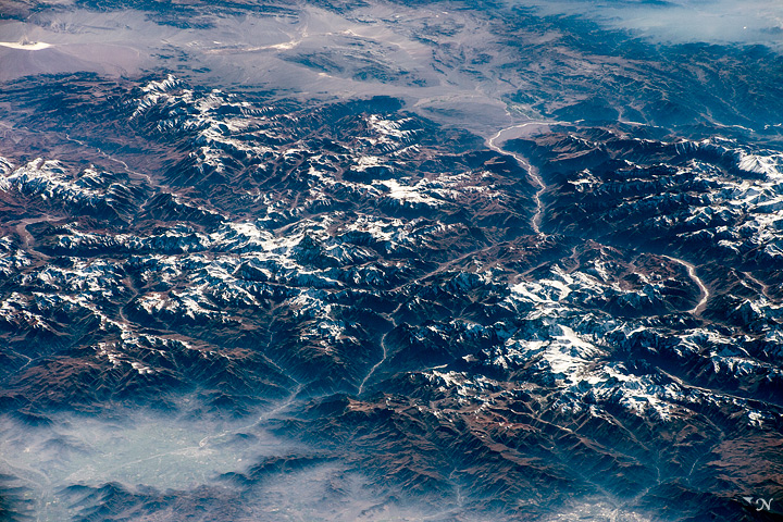 A Gap in the Southern Andes