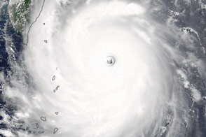 Typhoon Nepartak