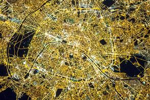 Paris at Night - selected image