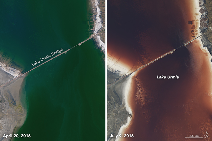 Red Lake Urmia - related image preview