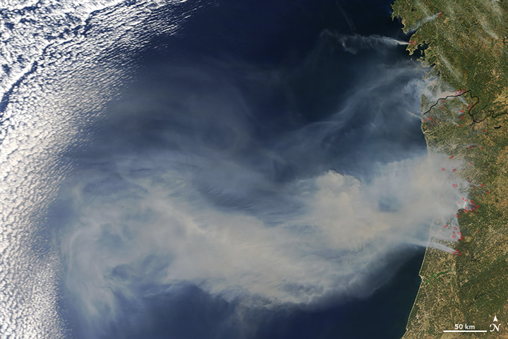 Fires Rage in Portugal - related image preview