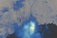 Deluge in Louisiana