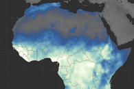 Atlantic Multi-decadal Oscillation and Drought in Africa