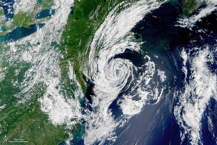 The Evolution of Hurricane Hermine  - related image preview