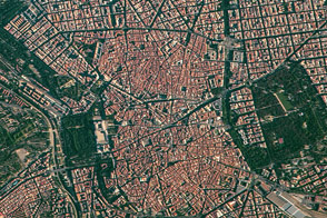 Central Madrid - selected image