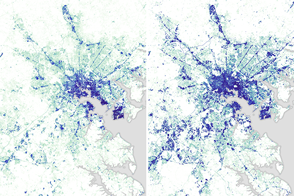 How Cities and Suburbs Affect Chesapeake Bay - selected image