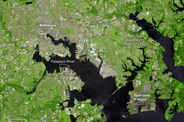 How Cities and Suburbs Affect Chesapeake Bay