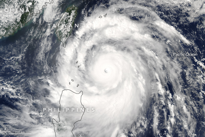Super Typhoon Meranti