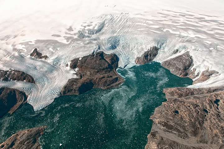 Greenland's Lesser-Known Glaciers - related image preview