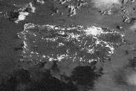 Puerto Rico Goes Dark